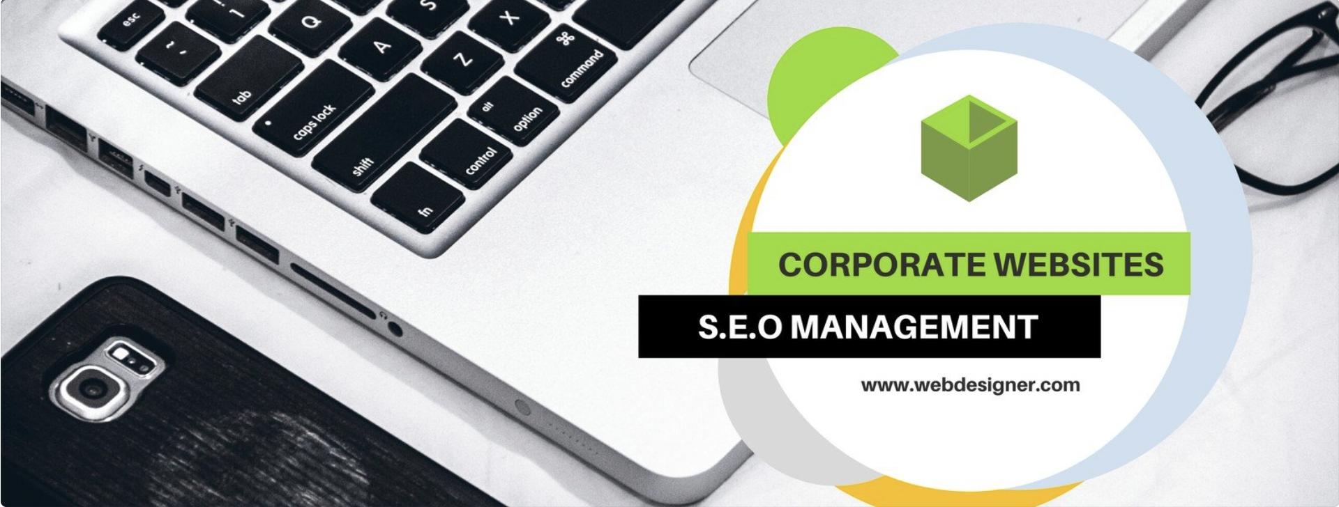 Corporate Website Facebook Cover