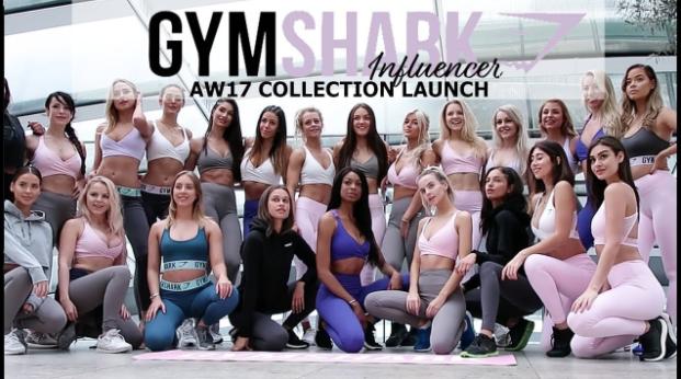 Influencer Campaign 3 Gymshark